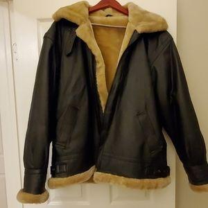 Men's Wilda Leather Jacket